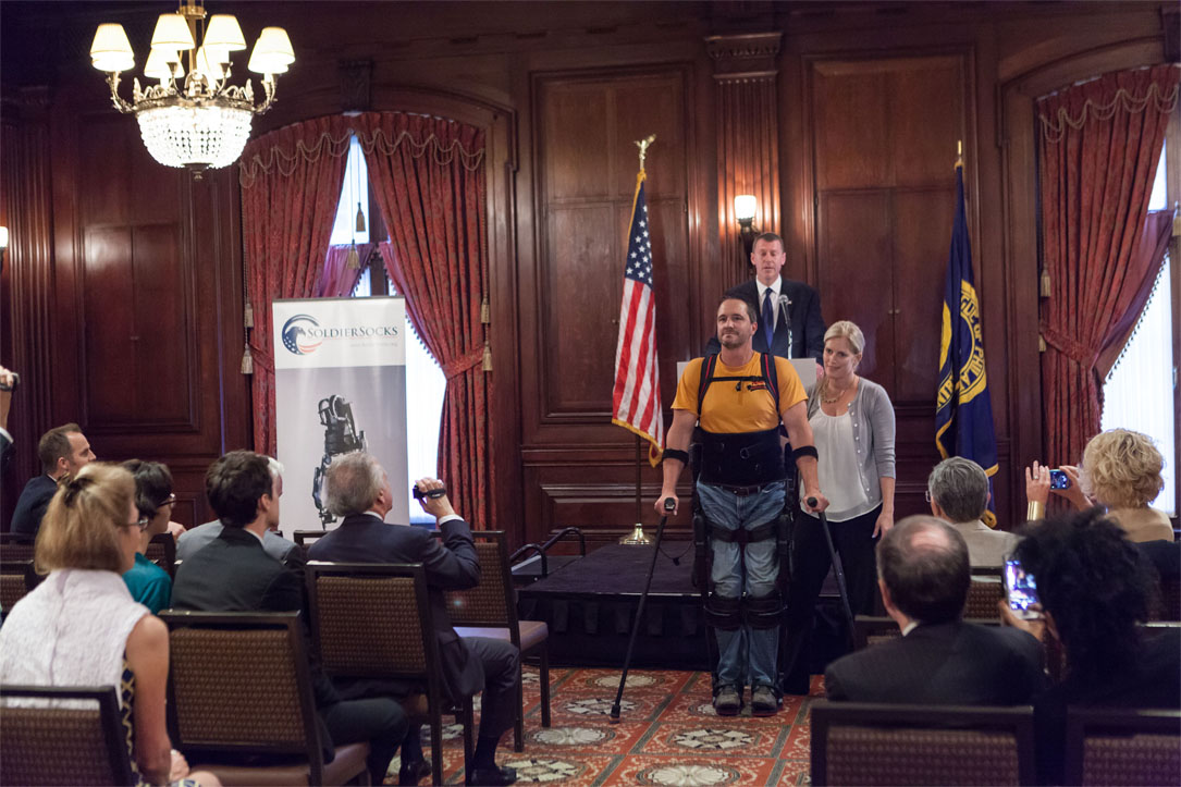 SoldierSalute event at Union League of Philadelphia